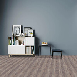 Vinyylilankku Check Floors Check One 0.3 2423 Wehofen Oak tummanruskea
