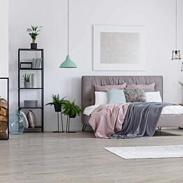 Vinyylilankku Concept Floor Compactline Limed Oak Polar integroitu alusmateriaali