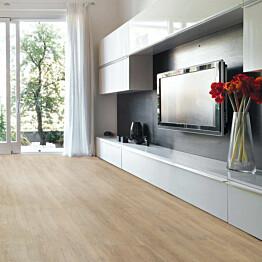 Vinyylilankku Concept Floor Profiline Oak Gold integroitu alusmateriaali