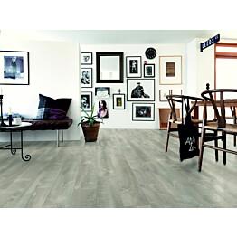 Vinyylilankku Pergo Modern Plank Premium Rigid Click Grey River Oak 1,873 m²/pkt
