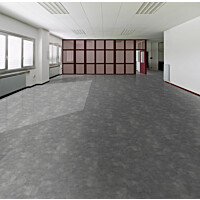 Vinyylilattia Orient Occident Liberty Clic 30 Beton Anthracite, 668002, 600x300x4.2mm, laatta