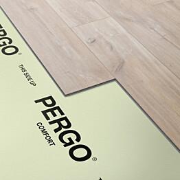 Vinyylilattian alusmateriaali Pergo Comfort Vinyl 15m²