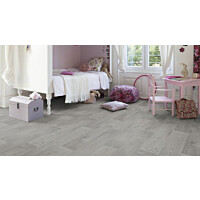 Vinyylimatto Gerflor Texline Timber Grey leveys 4m