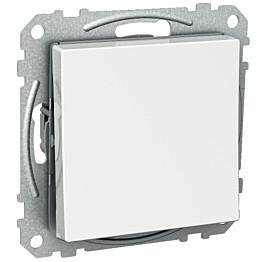 Vipupainike 6T/16A/IP21 2X UKJ valkoinen Exxact