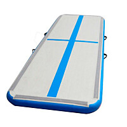 Voimistelualusta Airtrack Gymsport Pro 500D 25kg/m2 3x1m PVC sininen