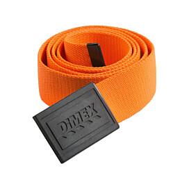 Vyö Dimex 4256+ joustava oranssi