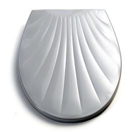 WC-kansi Tammiholma New Shell harmaa