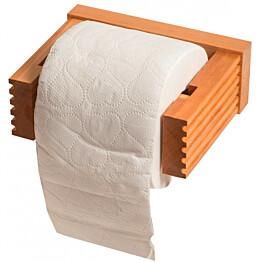 WC paperiteline urat sivuissa tervaleppää