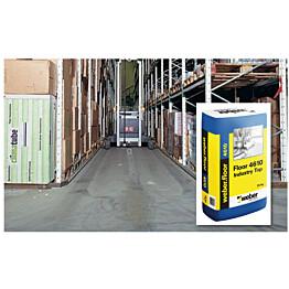 Weber.floor 4610 industry top käyttökohde