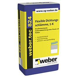 weber.tec 824 joustava tiivistyslaasti 20 kg pakkaus