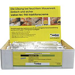 weber.tec 946 injektointiaine 600 ml pakkaus