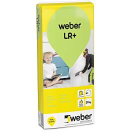weber.vetonit LR+ Pintatasoite 25 kg säkki