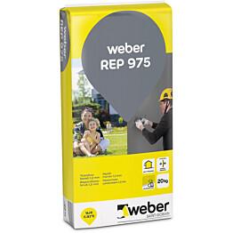 weber.vetonit REP 975 Tasoituslaasti 1,2 mm 25 kg säkki