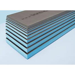 Wedi-vedeneristyslevy 2500x600x12,5mm