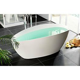 Ellipse-kylpyamme sopii moderniin ympäristöön