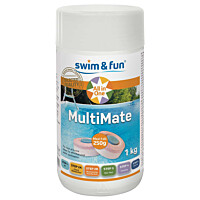 Yhdistelmätabletti Swim & Fun MultiMate, 1 kg