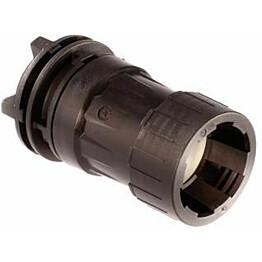 Ylivuotoputken läpivienti Uponor Aqua Plus M7, 25/20mm