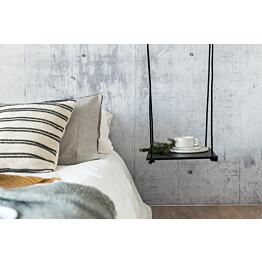 Yöpöytä OHTO Nordic Home Kaita musta lisäkuva