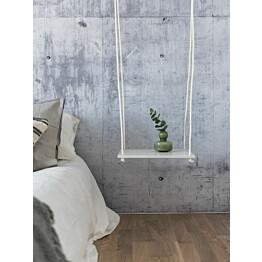 Yöpöytä OHTO Nordic Home Kaita valkoinen lisäkuva