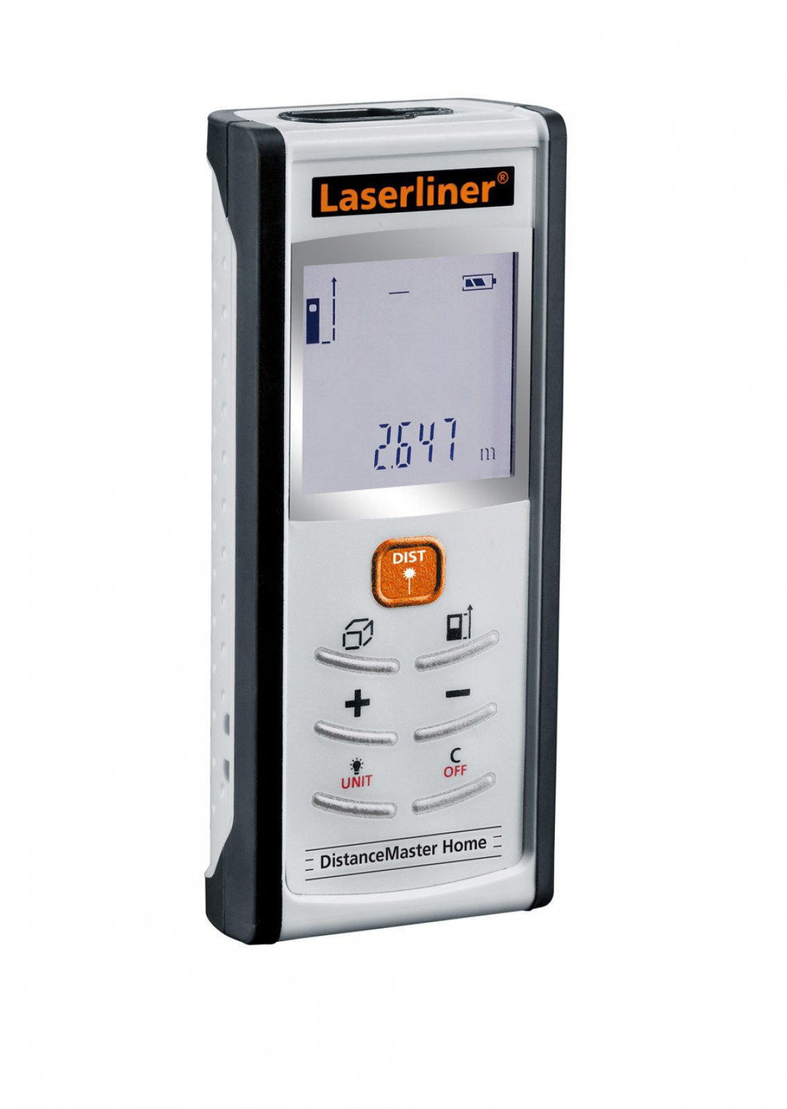 Etäisyysmittari Laserliner DistanceMaster Home
