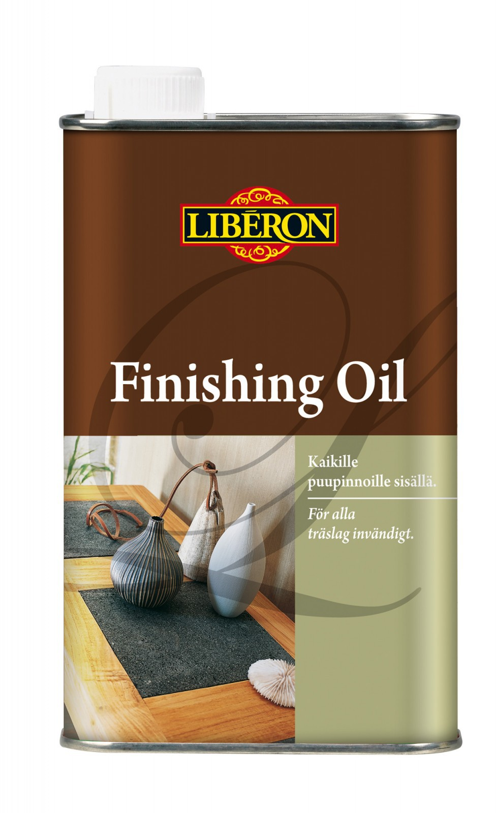 Finishing Oil Liberon 500 ml (003818)