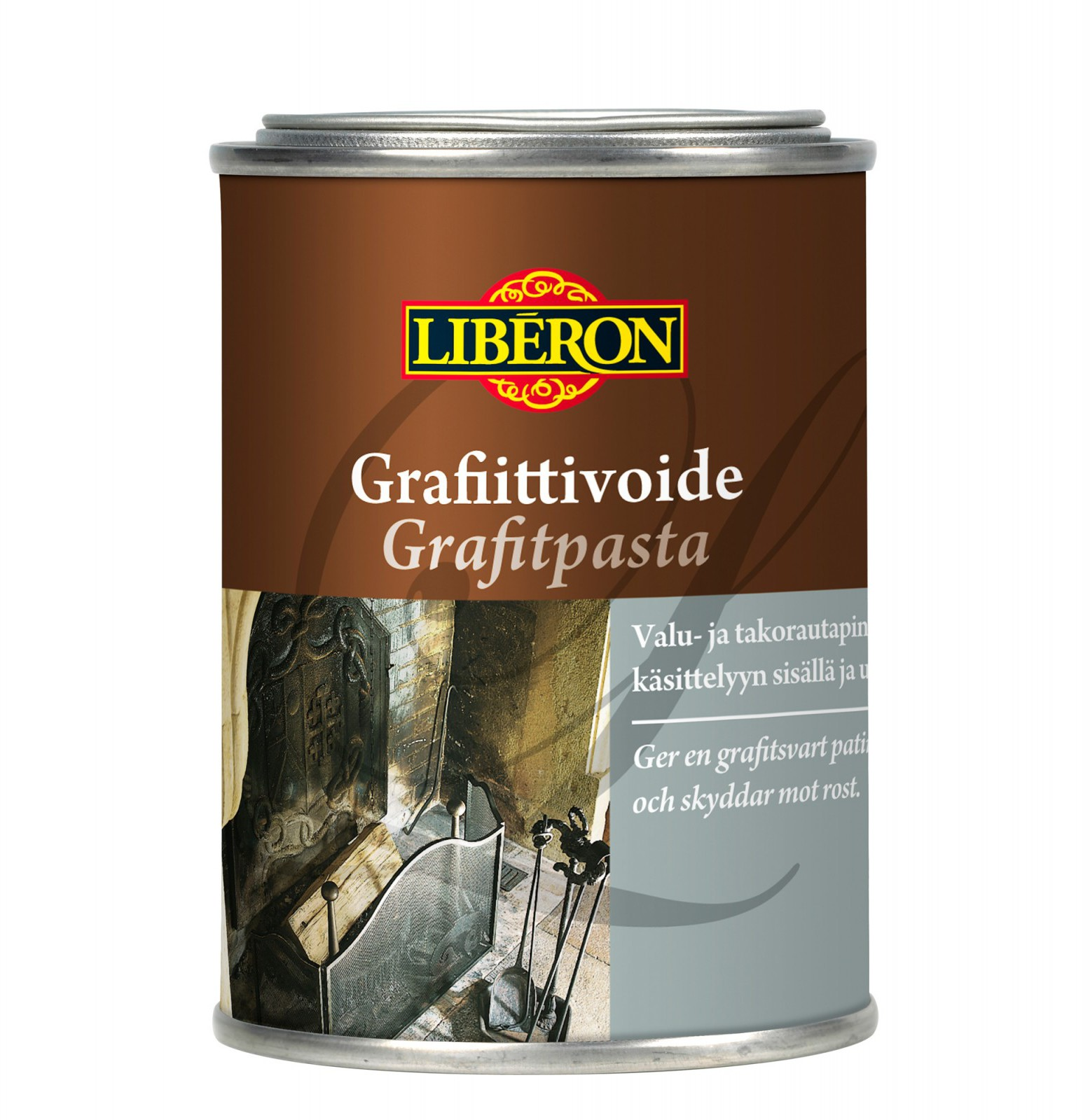 Grafiittivoide Liberon 250 ml (016859)