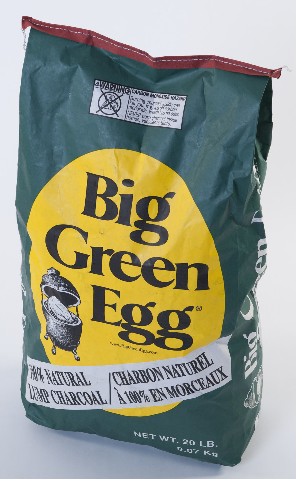 Grillihiilet Big Green Egg 9 kg säkki