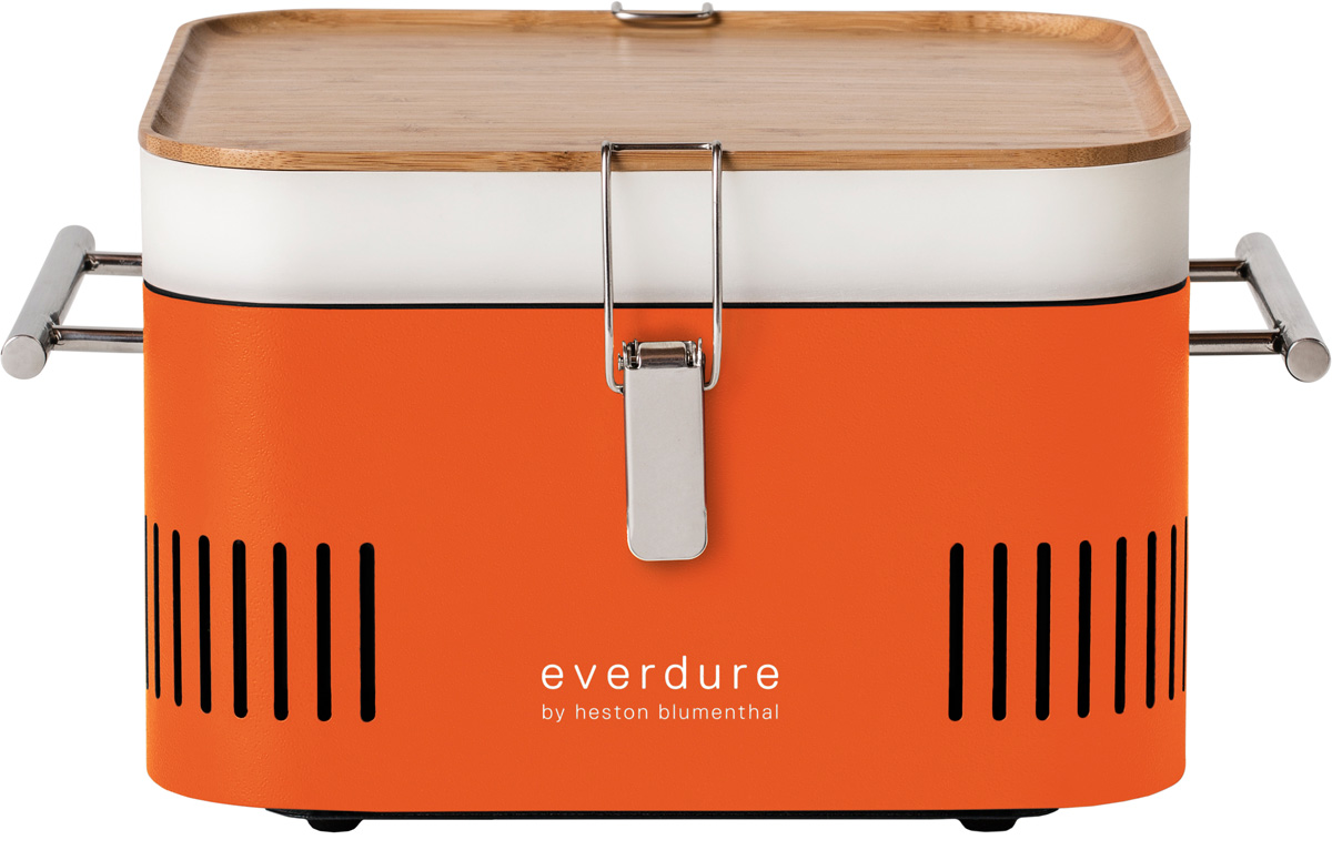 Hiiligrilli Everdure Cube Orange
