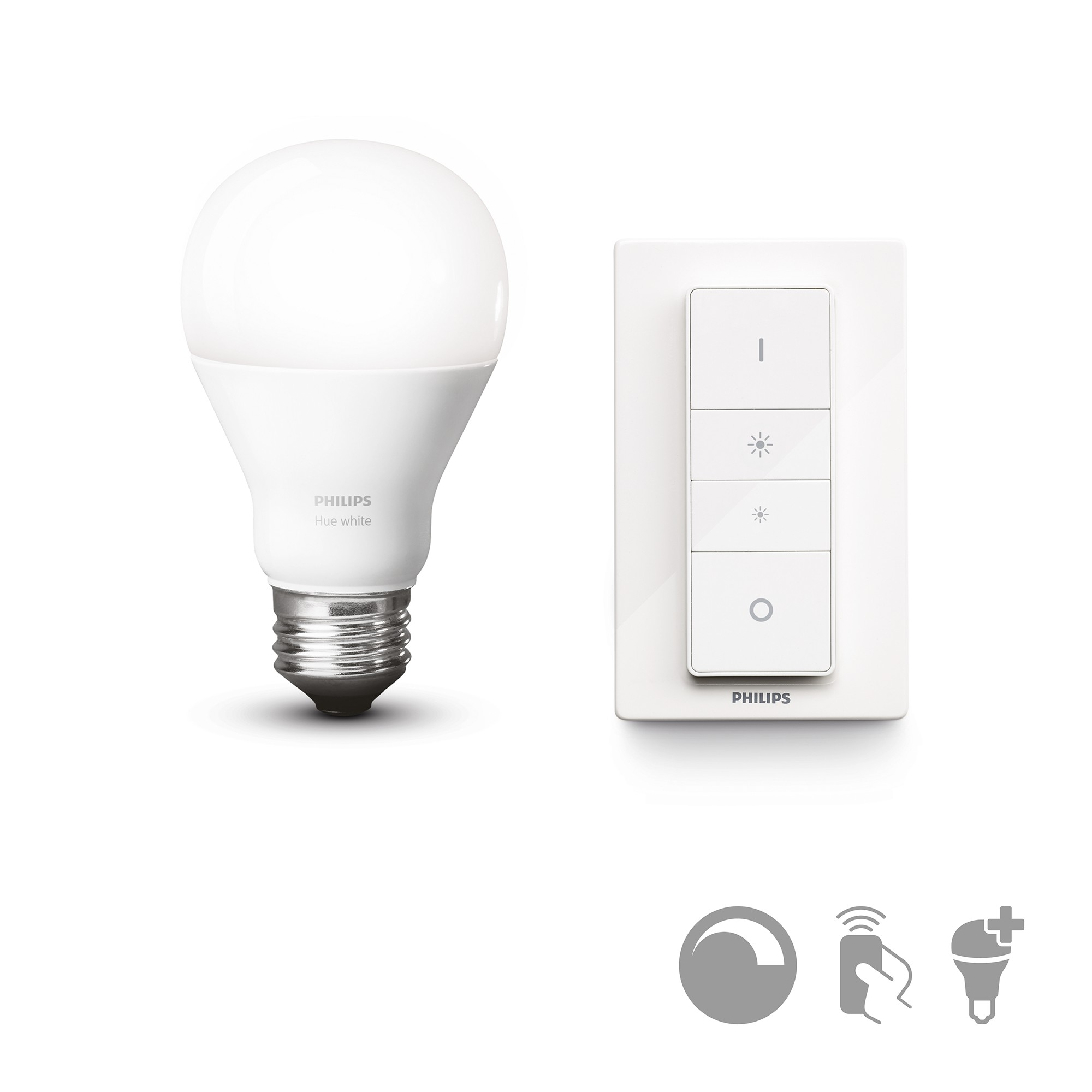 Himmenninsarja Philips Hue Wireless Dimming Kit