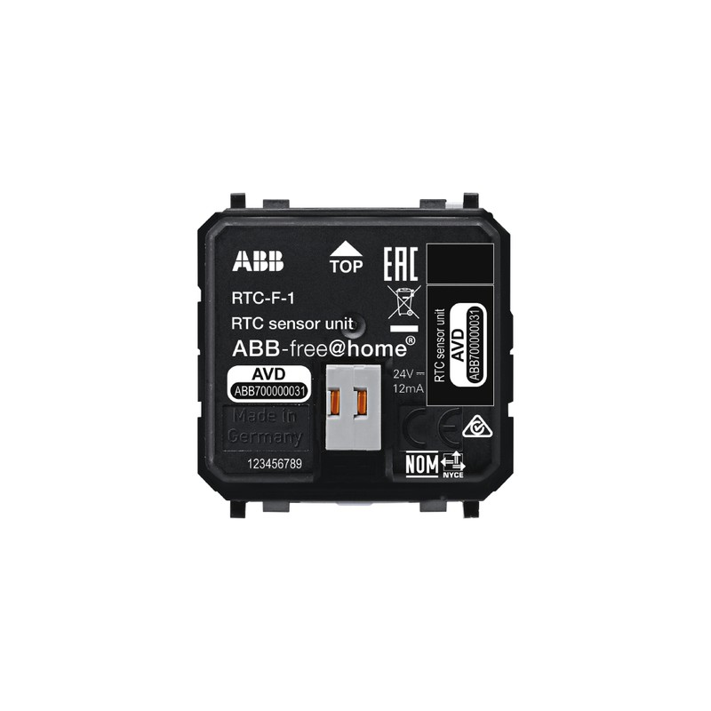 Huonetermostaatti ABB- free@home - B IP20 USE