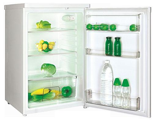 aurinkosähköllä toimiva jääkaappi