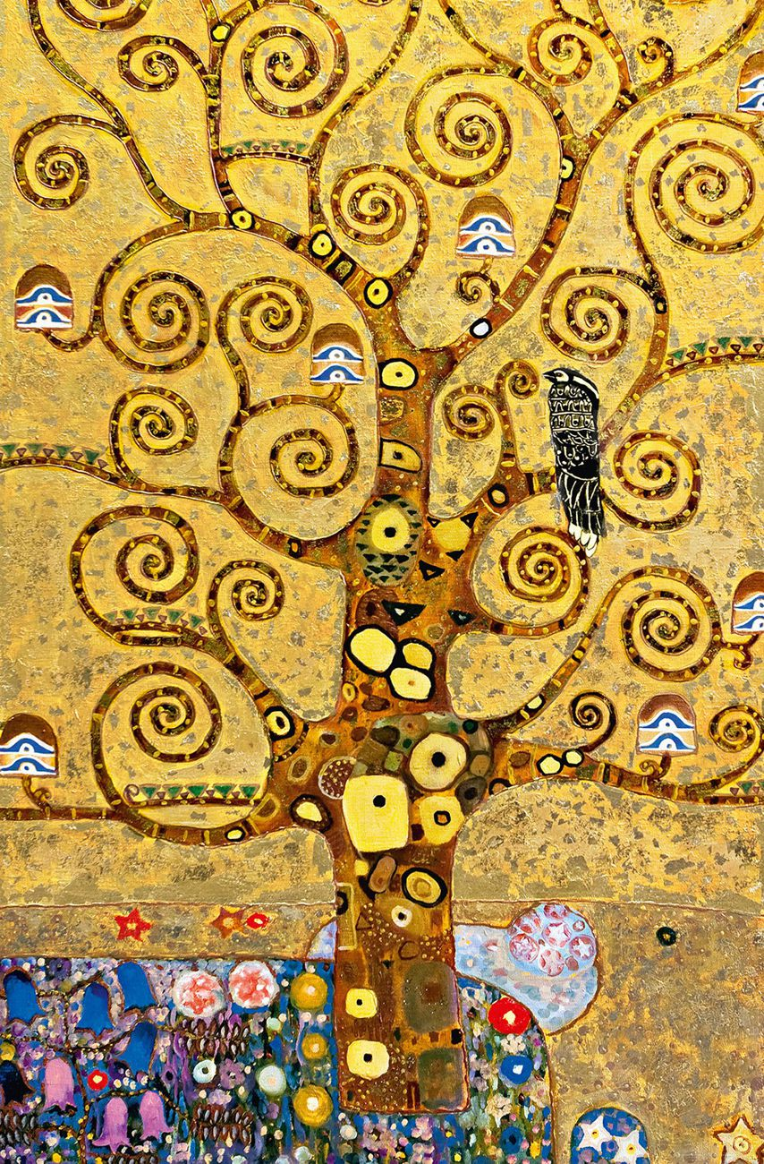 Juliste Giant Art 00635 Tree of Life 115x175 cm