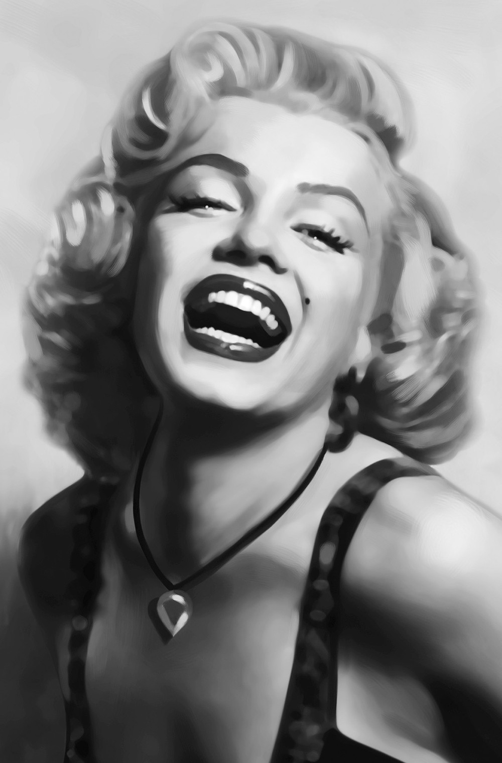 Juliste Giant Art 00667 Marilyn Monroe 115x175 cm