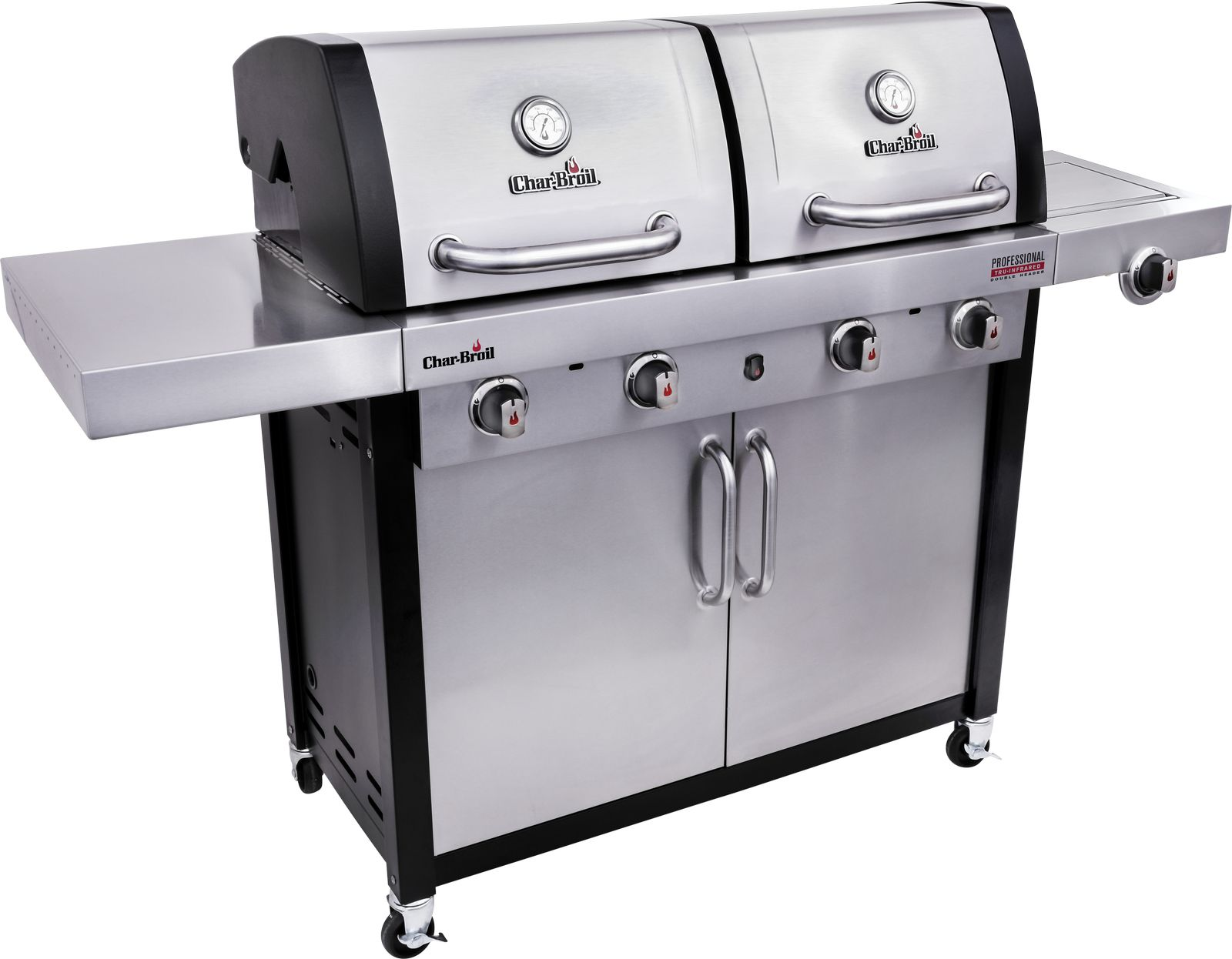 Kaasugrilli Char-Broil Professional 4600S