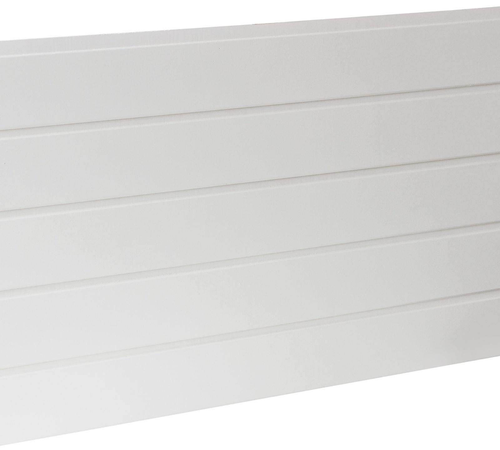 Kattopaneeli Kaste STS 15x120x2350 mm kosteisiin tiloihin valkoinen  Taloon com