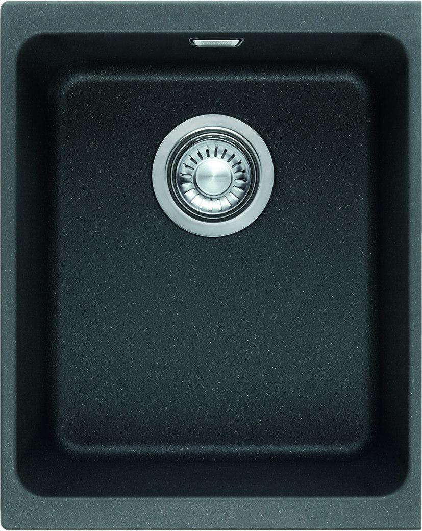 Keittiöallas Franke Kubus KBG 110 34 380×460 mm Fragranite musta  Taloon com