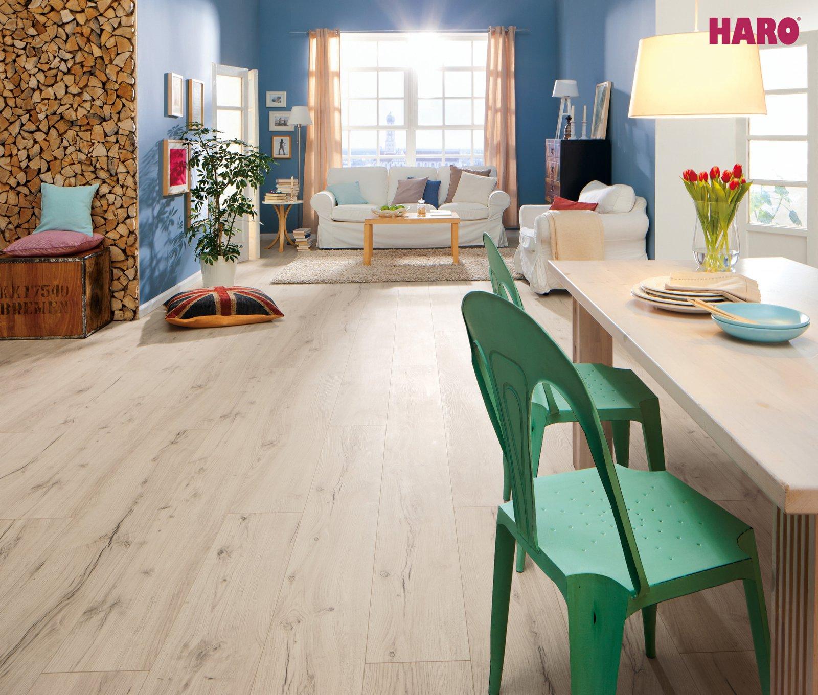 laminaatti tritty 100 gran via alppitammi valkoinen lankku authentic matta 4v 2 68 m pak. Black Bedroom Furniture Sets. Home Design Ideas