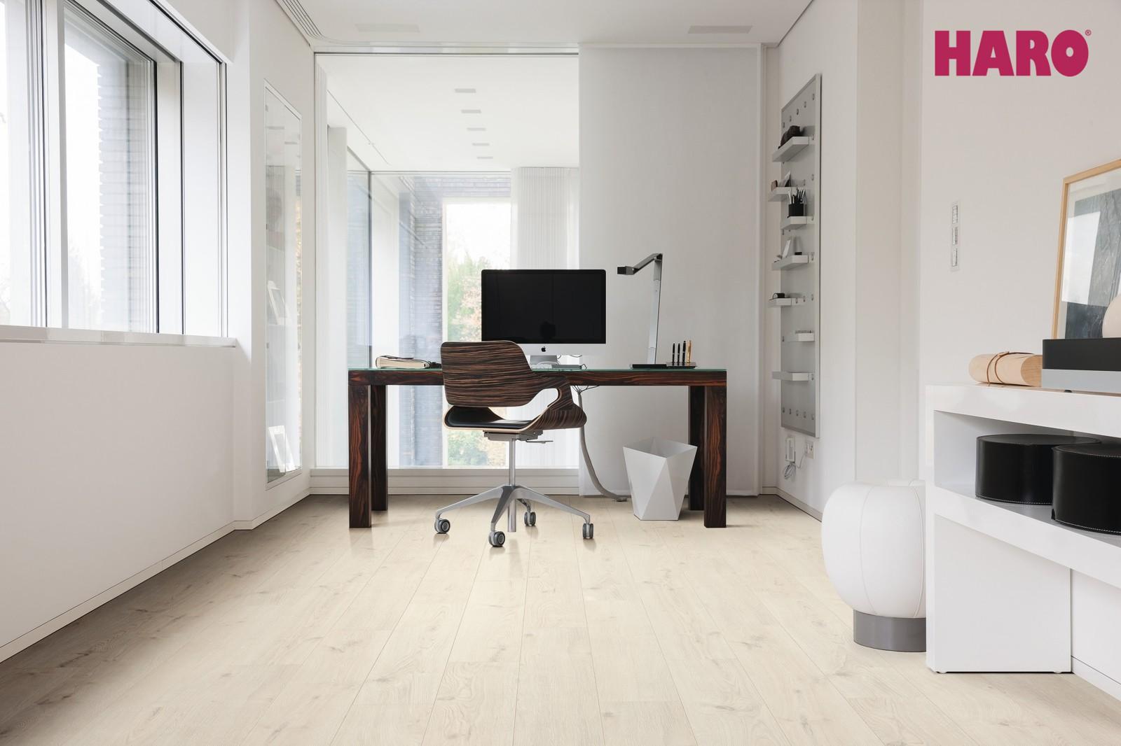 laminaatti tritty 100 tammi portland valkoinen lankku. Black Bedroom Furniture Sets. Home Design Ideas