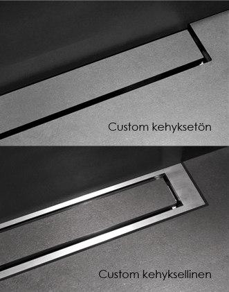 Unidrain custom