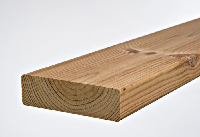 Laudelauta Sauna SHP mänty LunaThermo-D 26x92x3000 mm lämpökäsitelty