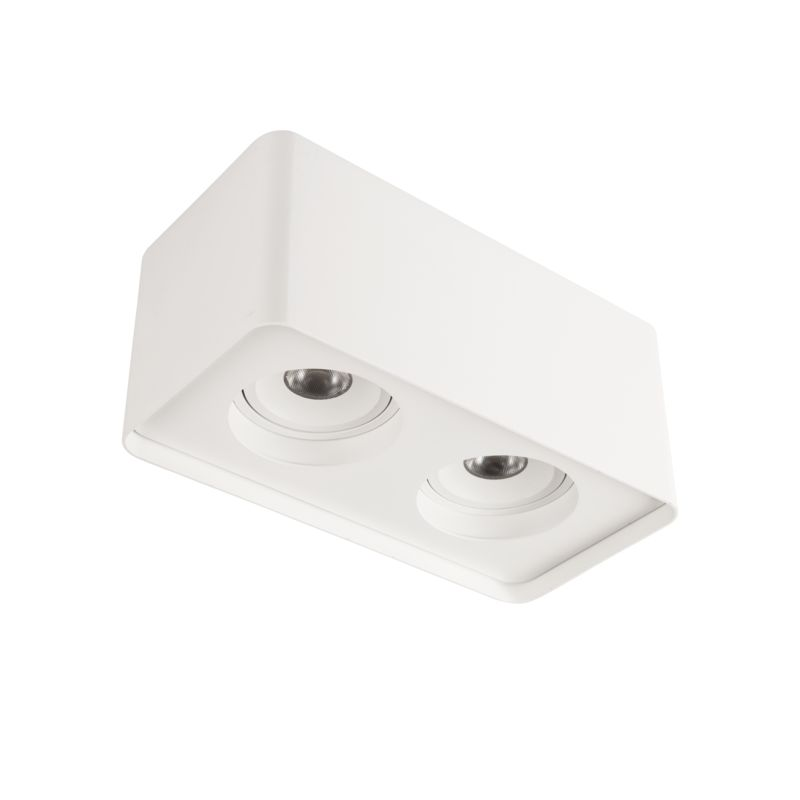 LED-alasvalo Hide-a-lite Level Multi Box II Valk 2700K