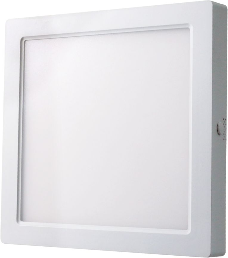 LED-alasvalo LED Energie Base Surface Square 12 W 3500K