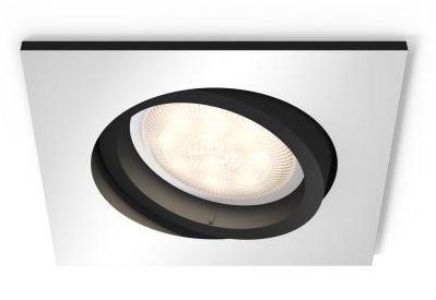 LED-alasvalo Philips Hue Milliskin 90x90x100 mm alumiini