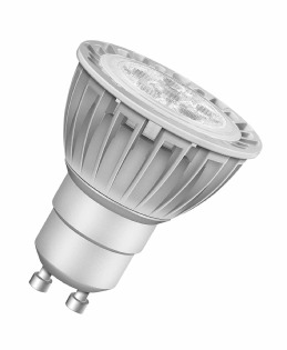 LED-kohdelamppu Parathom PAR16 50 36° ADV 7W GU10 Ø50x58 mm 400lm 4000K himmennettävä