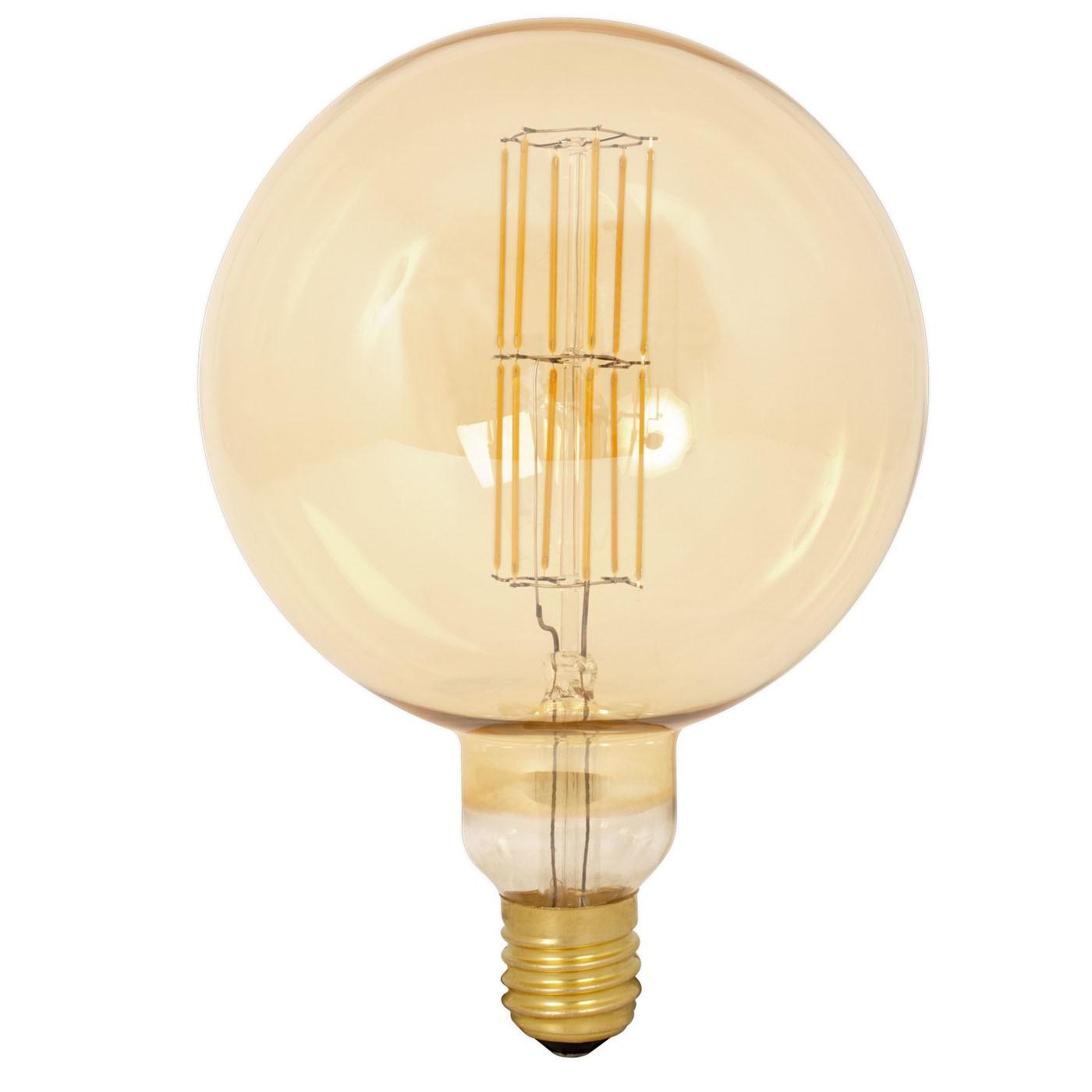 LED-lamppu Calex XXL LED Megaglobe E40 Ø 20x29 cm kulta - Taloon.com
