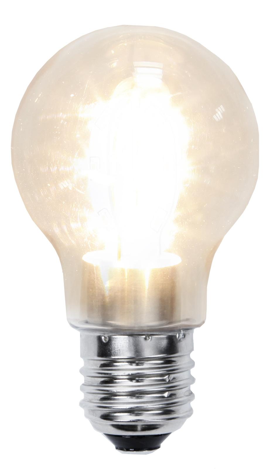 LED-lamppu Decoration LED 356-55 Ø55x95 mm E27 kirkas 1,6W 2100K 136lm - Taloon.com