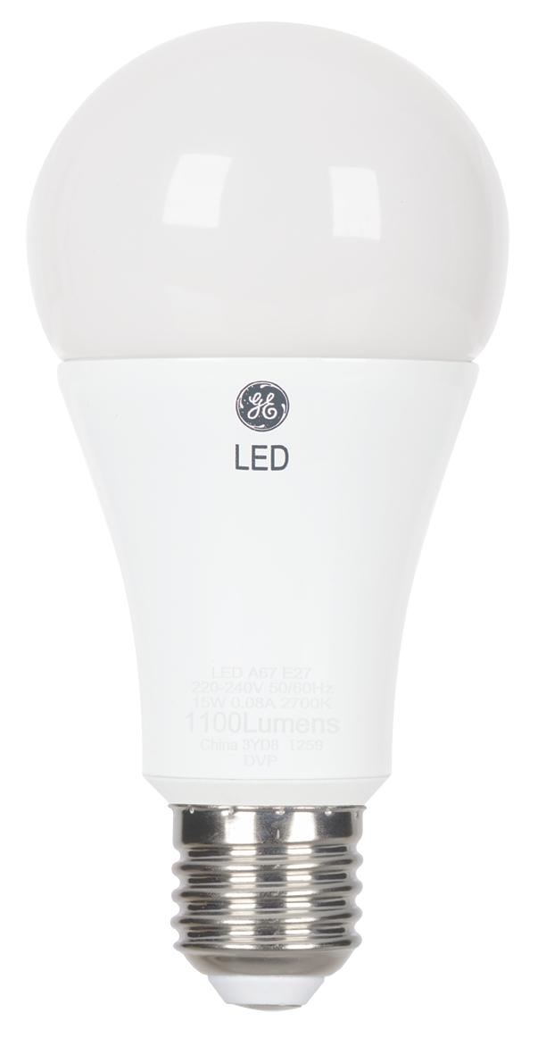 LED-lamppu Energy Smart GLS Omni LED14D E27 14W Ø 67x134 mm 1100lm 2700K opaali himmennettävä