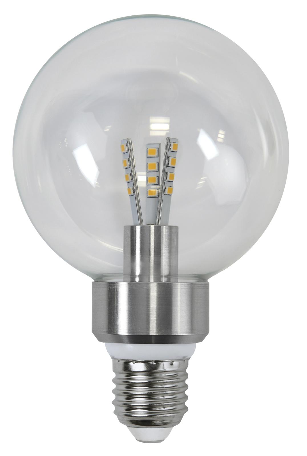 LED-lamppu Illumination LED 338-23 Ø95x145 mm E27 kirkas 5,0W 2700K 420lm himmennettävä - Taloon.com