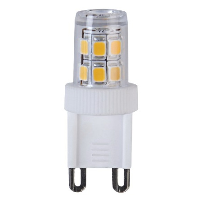 LED-lamppu Illumination LED 344-04 Ø16x40 mm G9 2,3W 2700K 230lm