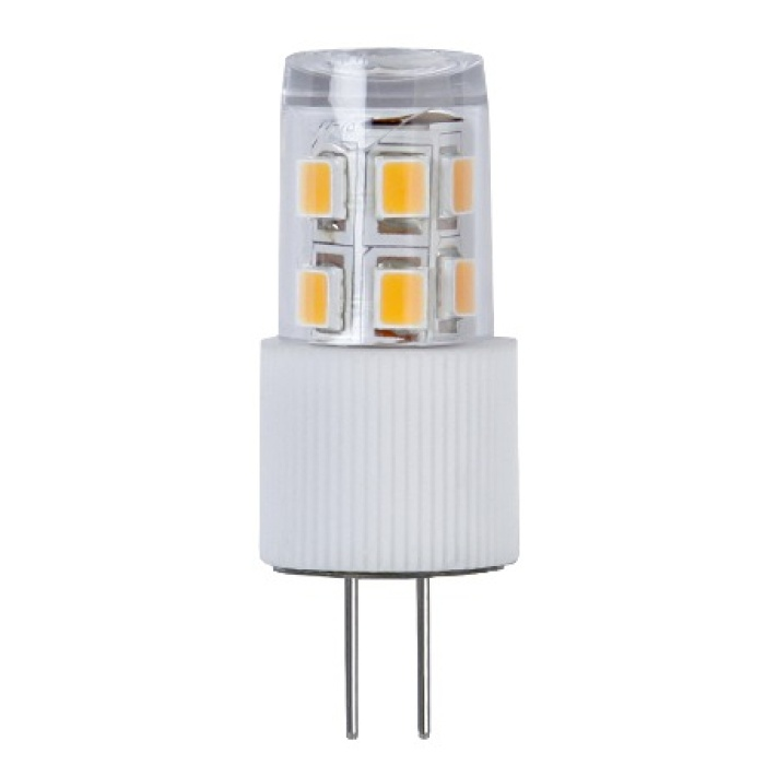 LED-lamppu Illumination LED 344-16 15x38 mm G4 12V 2,0W 2700K 180lm